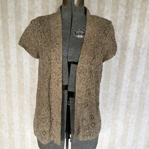 Christopher & Banks Open Front Cardigan